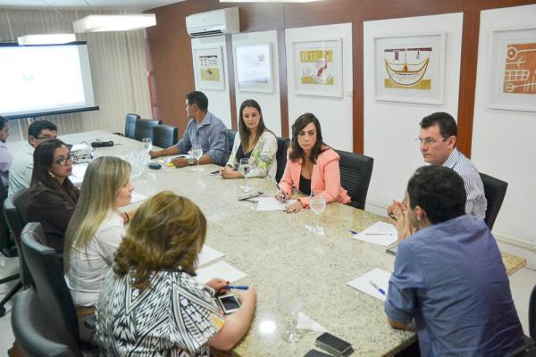 Reunião Itep Governadoria