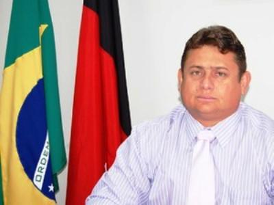 Wallber Virgolino foi anunciado como novo secretário de Justiça e Cidadania do RN (Foto: Inaê Teles/G1)