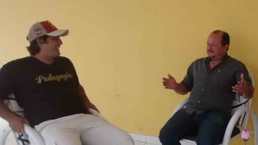Vereadores Galo e Pinto