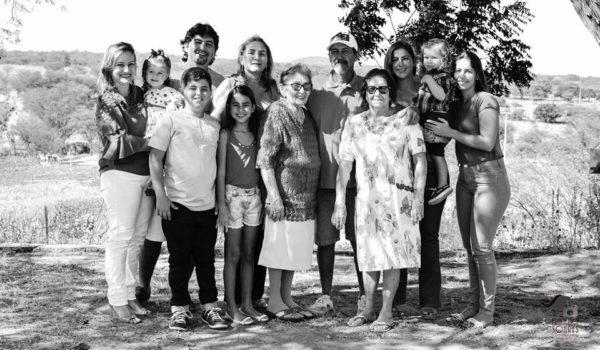 Família é tudo Galo