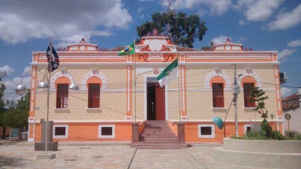 Palácio das Flores.