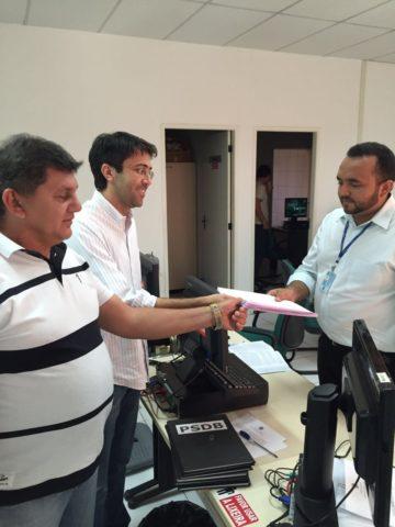 Serginho Fernandes e João Enéas